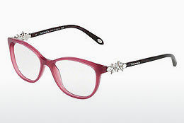 Lunettes design Tiffany TF2144HB 8221 - Rouges