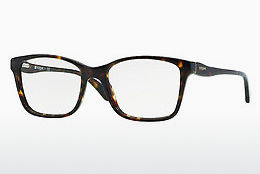 Lunettes design Vogue VO2907 W656 - Brunes, Havanna
