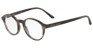 Giorgio Armani AR7004 5403 MATTE STRIPED GREY