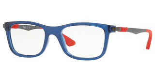 Ray-Ban Junior RY1549 3734 TRASPARENT BLUE