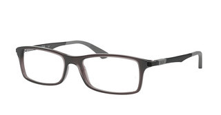 Ray-Ban RX7017 5620 TRANSPARENT GREY