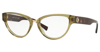 Versace VE3267 5293 TRANSPARENT GREEN