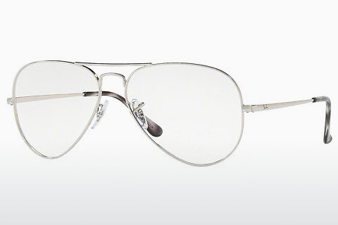Lunettes design Ray-Ban Aviator (RX6489 2501)