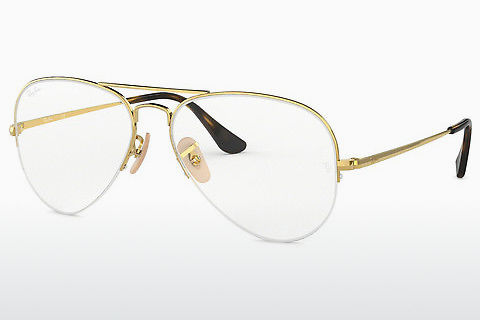 Lunettes design Ray-Ban Aviator Gaze (RX6589 2500)