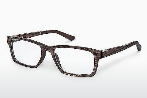 Lunettes design Wood Fellas Maximilian (10901 ebony)