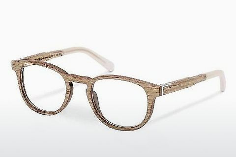 Lunettes design Wood Fellas Bogenhausen (10911 limba)