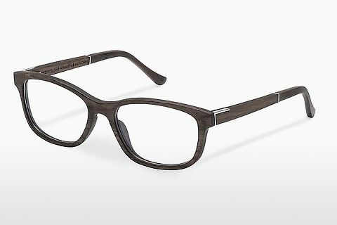 Lunettes design Wood Fellas Amalien (10919 black oak)