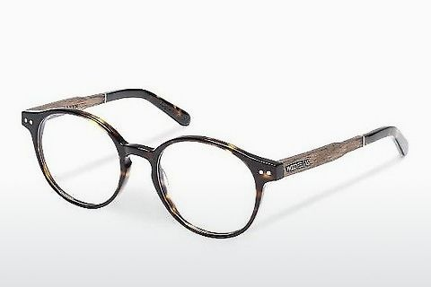 Lunettes design Wood Fellas Solln (10929 walnut/havana)