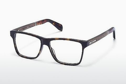 Lunettes design Wood Fellas Waldau (10941 walnut)