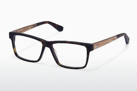 Lunettes design Wood Fellas Hohenaschau (10952 zebrano)