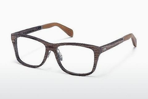 Lunettes design Wood Fellas Schwarzenberg (10954 walnut)