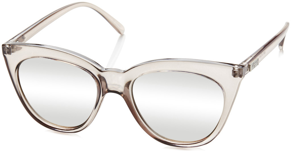 Le Specs   HALFMOON MAGIC LSP1502114 FULL SILVER MIRROR LENSSTONE