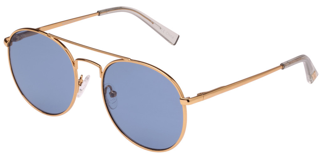 Le Specs   REVOLUTION LSP1802169 BLUE SMOKE MONOBRIGHT GOLD