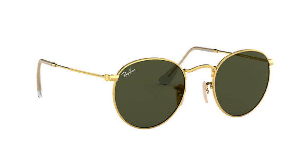 69d199679bfdee Ray-Ban ROUND METAL RB 3447 001