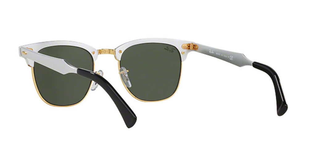 Ray-Ban CLUBMASTER ALUMINUM RB 3507 137 40 2c5348fc63f2