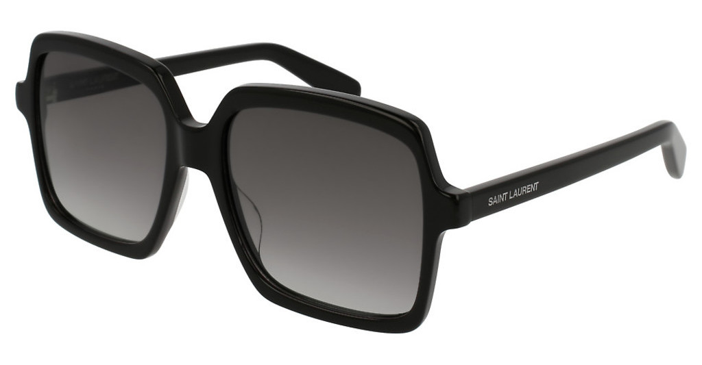 Saint Laurent   SL 174 001 GREYBLACK