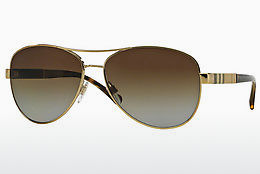 Zonnebril Burberry BE3080 1145T5 - Goud