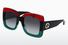Zonnebril Gucci GG0083S 001