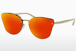 Lunettes de soleil Michael Kors SANIBEL (MK2068 33516Q) - Orange, Brunes, Havanna