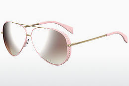 Zonnebril Moschino MOS007/S 35J/53 - Roze