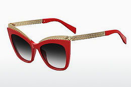 Zonnebril Moschino MOS009/S C9A/9O - Rood