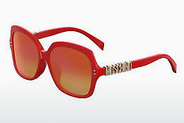 Zonnebril Moschino MOS014/F/S C9A/UZ - Rood