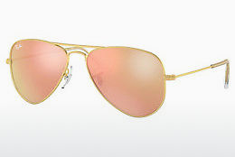 Zonnebril Ray-Ban Junior Junior Aviator (RJ9506S 249/2Y)