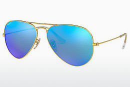 Lunettes de soleil Ray-Ban AVIATOR LARGE METAL (RB3025 112/4L) - Or