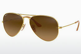 Lunettes de soleil Ray-Ban AVIATOR LARGE METAL (RB3025 112/M2) - Or