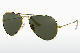 Lunettes de soleil Ray-Ban AVIATOR LARGE METAL (RB3025 L0205) - Or
