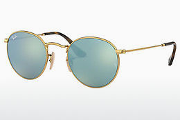 Lunettes de soleil Ray-Ban ROUND METAL (RB3447N 001/30)