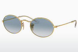 Zonnebril Ray-Ban OVAL (RB3547N 001/3F)