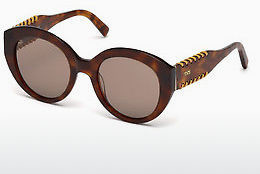 Lunettes de soleil Tod's TO0194 53E - Havanna, Yellow, Blond, Brown