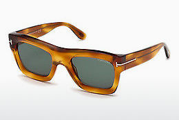 Lunettes de soleil Tom Ford FT0558 53N - Havanna, Yellow, Blond, Brown
