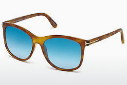Lunettes de soleil Tom Ford FT0567 53X - Havanna, Yellow, Blond, Brown