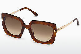 Lunettes de soleil Tom Ford FT0610 53F - Havanna, Yellow, Blond, Brown