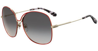 Givenchy GV 7144/S Y11/9O DARK GREY SFGOLD RED