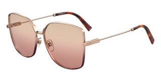 Givenchy GV 7184/G/S EYR/O9 PLUM SFGOLD PINK