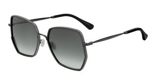 Jimmy Choo ALINE/S 807/9O DARK GREY SFBLACK