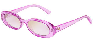 Le Specs OUTTA LOVE LSP1802191 LILAC GRAD GOLD FLASHPOWDER-PUFF