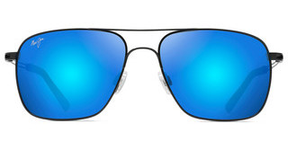 Maui Jim Haleiwa B328-02 Blue HawaiiGloss Black