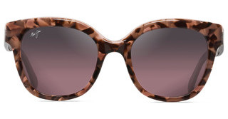 Maui Jim Honey Girl RS751-09A Maui RoseBlush Pink