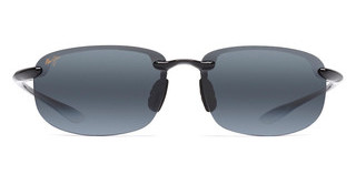 Maui Jim Hookipa 407-02 Neutral GreyGloss Black