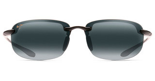 Maui Jim Hookipa Readers G807-0225 Neutral Grey (dpt. 2.5)Gloss Black