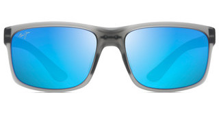Maui Jim Pokowai Arch B439-11M Blue HawaiiTranslucent Matte Grey