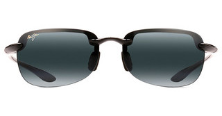 Maui Jim Sandy Beach 408-02 Neutral GreyGloss Black