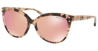 Michael Kors MK2045 3026N0 ROSE GOLD MIRROR POLARPINK TORTOISE