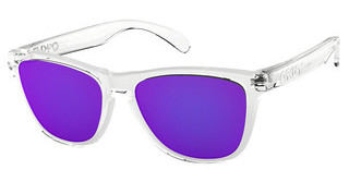 Oakley OO9013 24-305 VIOLET IRIDIUMPOLISHED CLEAR