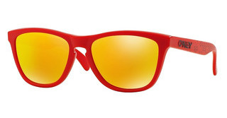 Oakley OO9013 901348 FIRE IRIDIUMMATTE RED