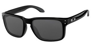 Oakley OO9102 910202 GREY POLARIZEDPOLISHED BLACK